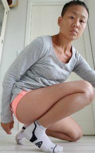 Full flexion i knäled